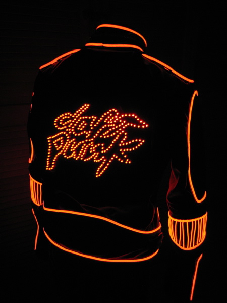 Daft Punk Jacket by Enlighted Design