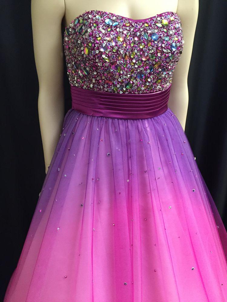 Pink Ballroom Dress
