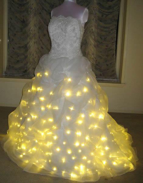 Candlelight Wedding Dress