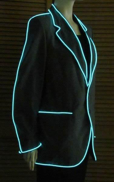 Attractive El Wire Jacket Vignette - Electrical Diagram Ideas ...