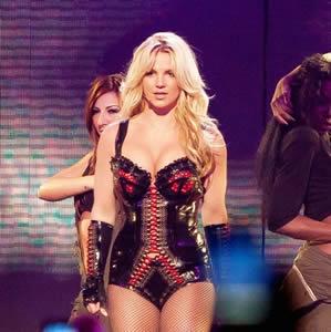 Britney Spears Lighted Bra