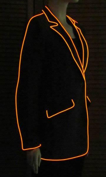 El Wire Suits Amp Jackets Enlighted Designs